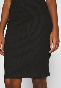 Even&Odd - Shift dress - black - 5
