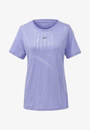 ONE SERIES SPEEDWICK REECYCLED - T-Shirt print - purple