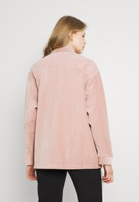 Nly by Nelly - OVERSIZED SHACKET - Blouse - mauve - 2