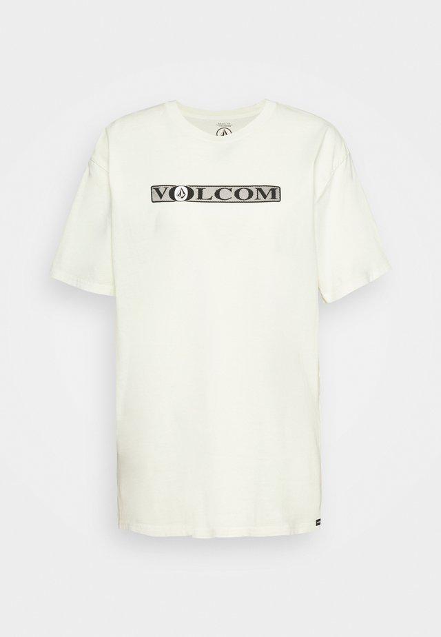 BLATTER TEE - Print T-shirt - off white