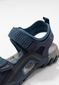 Superfit - HIKE - Trekkingsandale - blau - 5