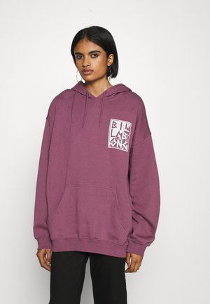 HALFDAY - Sweat à capuche - dusty plum
