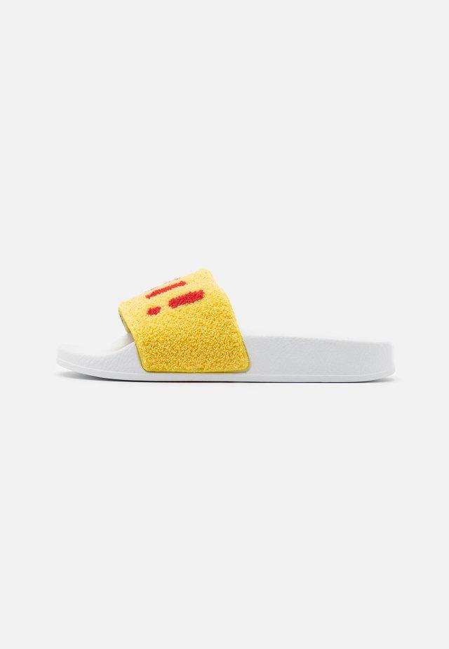 Pantoffels - yellow