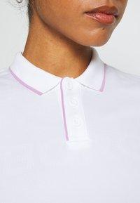 Björn Borg - TALISE - Polo shirt - brilliant white - 5