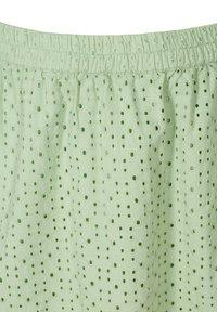 Zizzi - A-line skirt - silt green - 4
