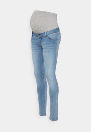 MLPASO SLIM JEANS  - Jeans Skinny Fit - light blue denim/wash
