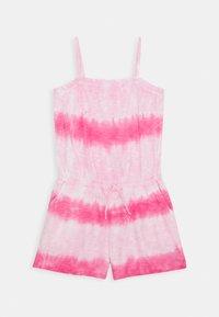 GAP - GIRL - Jumpsuit - pink tie dye - 0