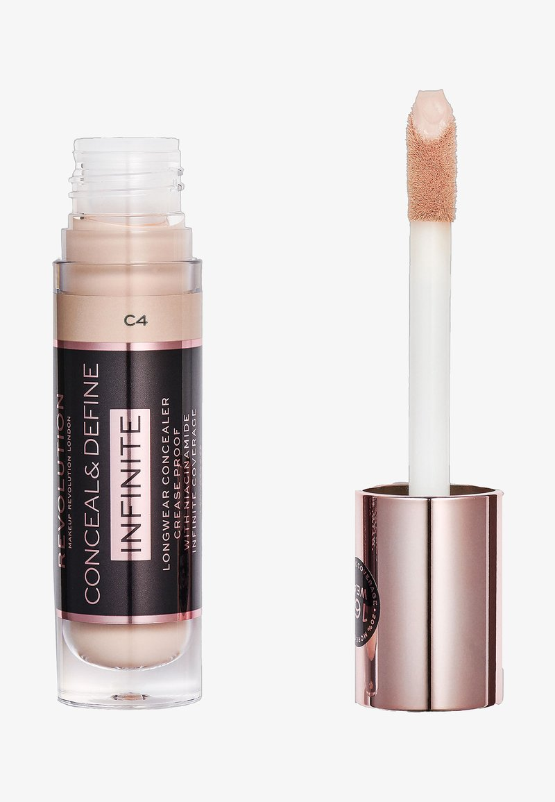 Make up Revolution - INFINITE XL CONCEALER - Concealer - c4