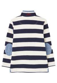 Tom Joule - Sweatshirt - marineblau cremefarben streifen - 1