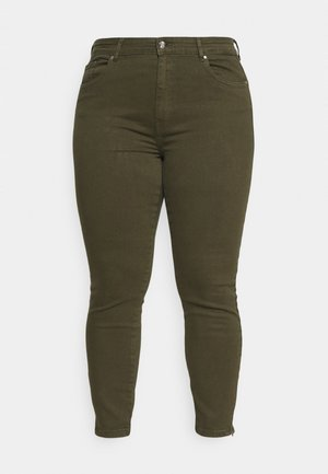 CARNARA LIFE PANT - Jeans Skinny Fit - beech