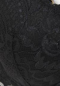 Etam - INK CLASSIQUE - Underwired bra - noir - 2