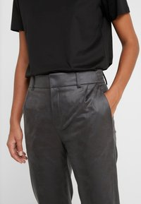 DRYKORN - FIND - Trousers - black - 3