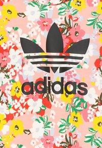adidas Originals - FLORAL TREFOIL HOODIE - Sweatshirt - trace pink/multicolor/black - 2