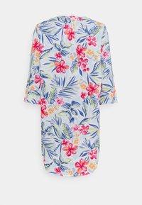 Lauren Ralph Lauren - SHORT NIGHTGOWN  - Nattskjorte - multicolor - 1