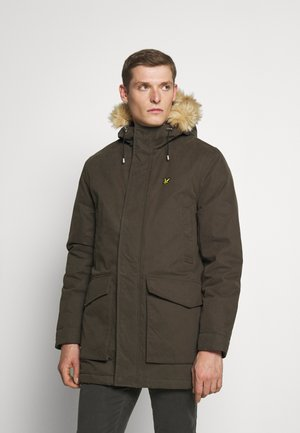 WINTER WEIGHT - Winter coat - trek green