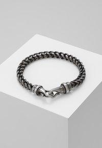 Vitaly - KUSARI - Bracelet - antiqued steel - 2