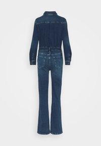 Frame Denim - LE JANE  - Jumpsuit - frame blue - 7