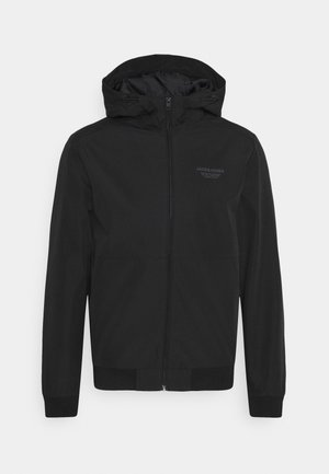 JJESEAM - Summer jacket - black