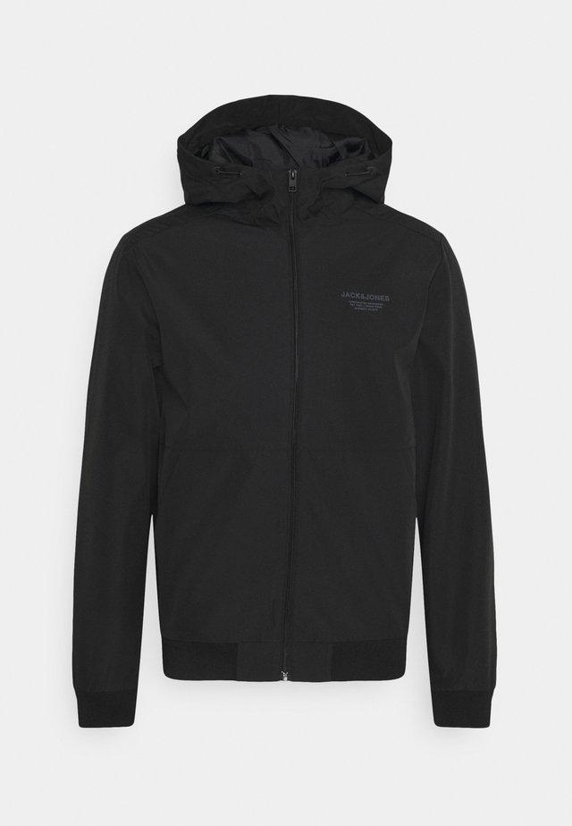 JJESEAM - Summer jacket - black