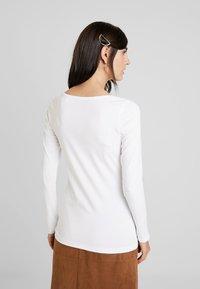 Esprit - CORE  - Top sdlouhým rukávem - white - 2