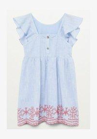Mango - ALESSIA - Day dress - hellblau - 0