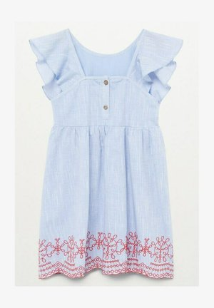 ALESSIA - Day dress - hellblau