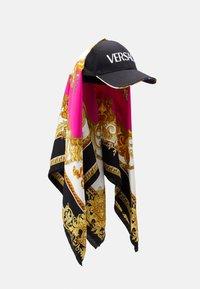 Versace - UNISEX - Kšiltovka - black/fuxia - 3