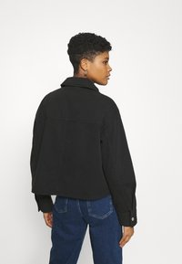 Monki - Denim jacket - black - 2