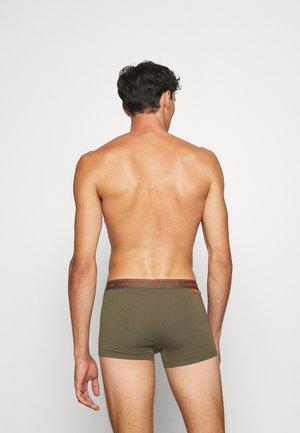 TRUNK - Pants - khaki