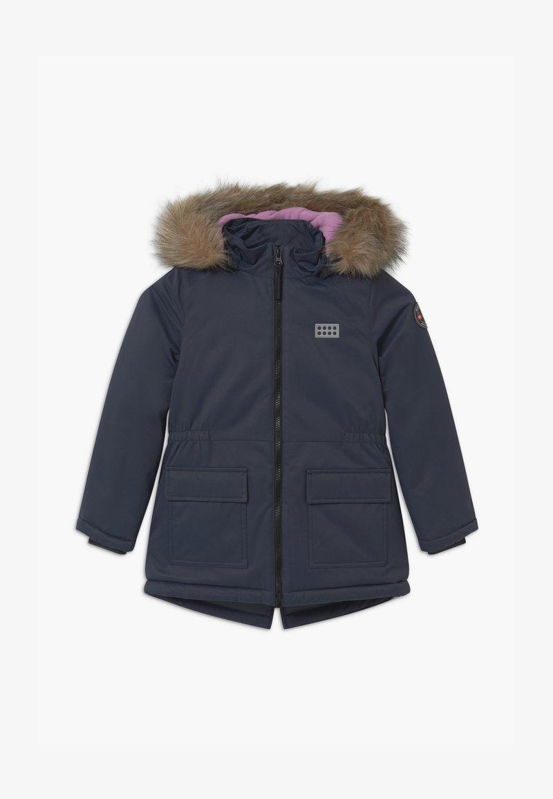 LEGO Wear - JODIE - Zimní kabát - dark grey