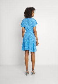 Rolla's - FLEUR LITTLE DAISY WRAP DRESS - Day dress - blue - 2
