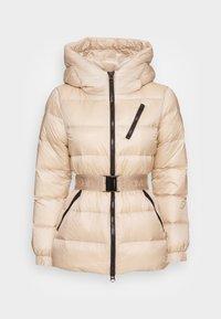 Calvin Klein - BELTED DOWN JACKET - Down jacket - grey - 3