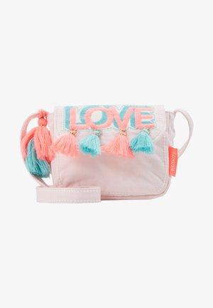 GIRLS PINK LOVE HIPPY BAG - Borsa a tracolla - pink