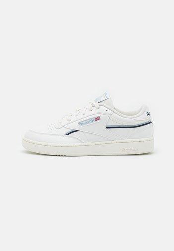 CLUB C 85 VEGAN - Sneakers basse - chalk/gable grey/vector navy