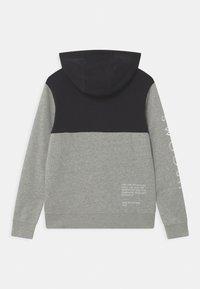 Nike Sportswear - Sudadera con cremallera - mottled light grey - 1