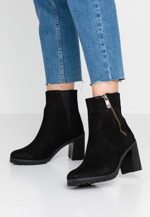 ALLINGTON - Classic ankle boots - black