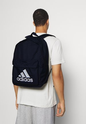 CLASSIC BACK TO SCHOOL SPORTS BACKPACK UNISEX - Ryggsäck - dark blue