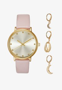 Even&Odd - SET - Zegarek - rose/gold-coloured - 0