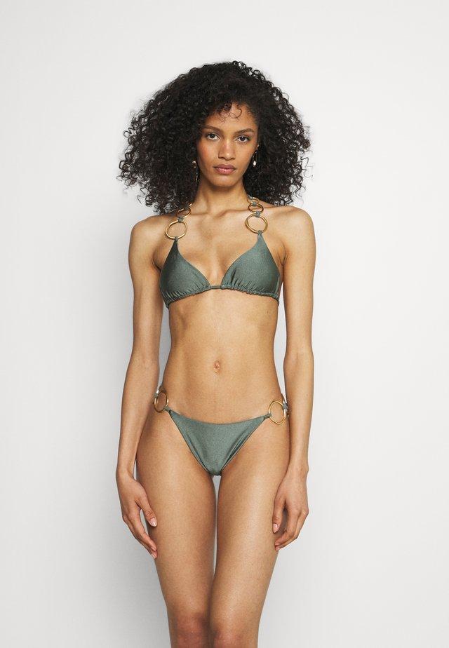 ZOEY - Bikini top - army