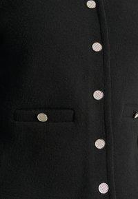 Vero Moda - VMESTELLE BUTTON - Kardigan - black - 2