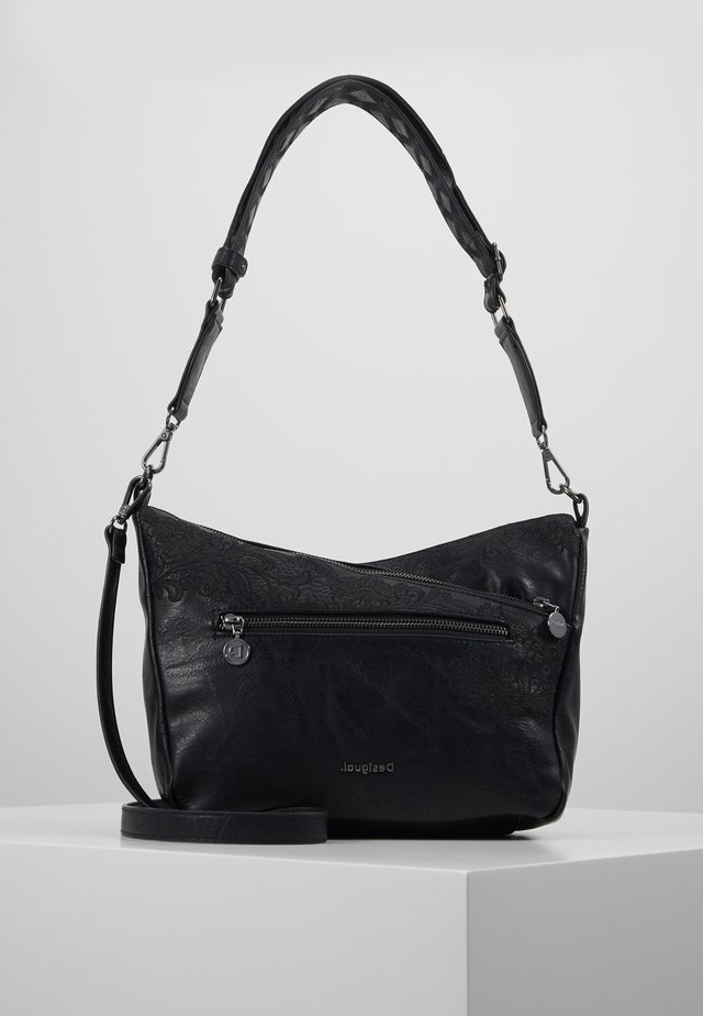 BOLS MELODY HARRY MINI - Sac bandoulière - black