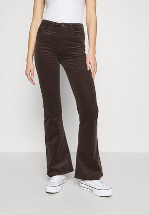 BREESE - Trousers - winter brown