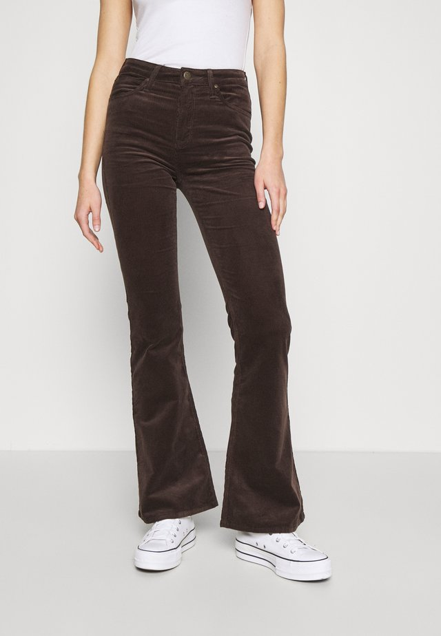 BREESE - Broek - winter brown