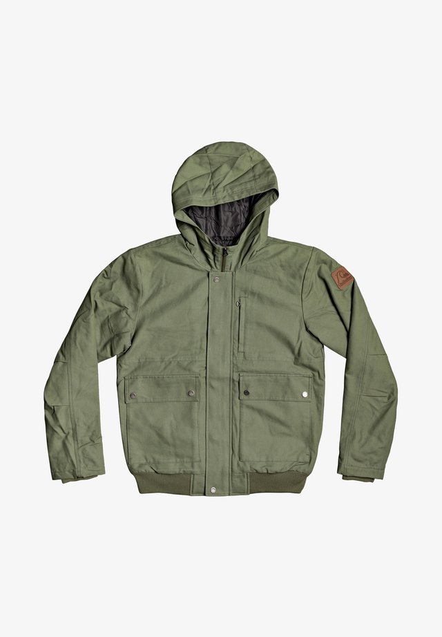 BROOKS - Summer jacket - four leaf clover