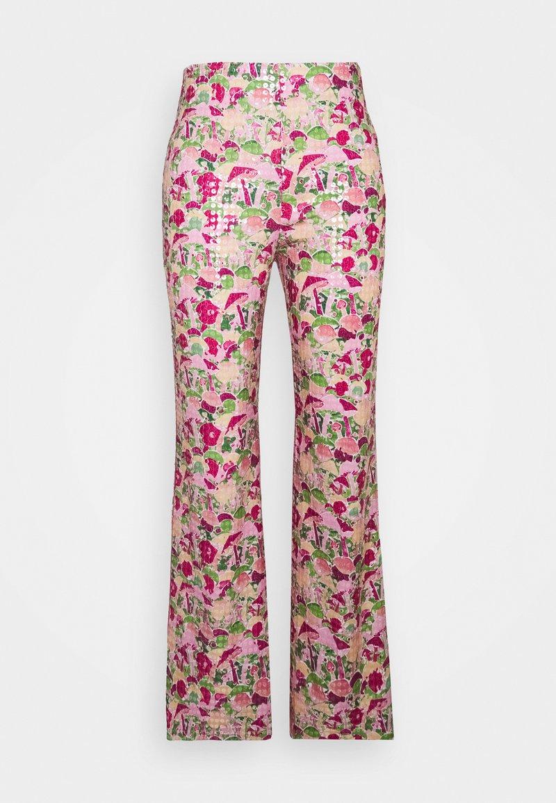 M Missoni - PANTALONE - Trousers - pink