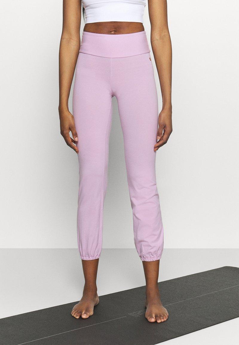 Deha - JOGGER PANTS - Trainingsbroek - lilac