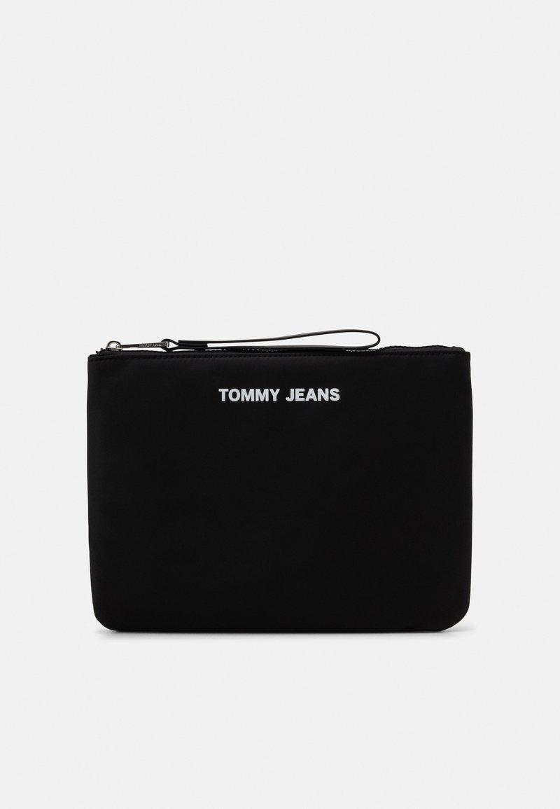 Tommy Jeans - TWIST POUCH - Clutch - black