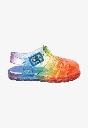 Sandals - multi coloured
