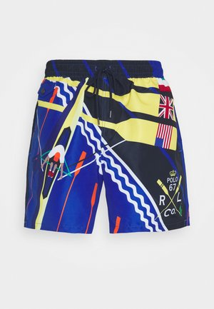 EXPLORER SHORT - Uimashortsit - dark blue