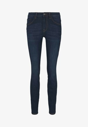 ALEXA  - Slim fit jeans - rinsed blue denim